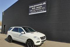 Mercedes ML350 3,0 Bluetec 4x4  Van 7g Aut.