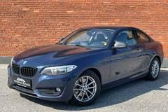 BMW 220d 2,0 Coupé