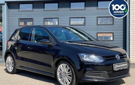 VW Polo 1,4 TSi 140 BlueGT