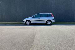 Peugeot 206 1,4 HDi X-Line SW