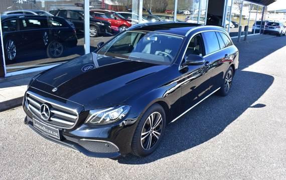 Mercedes E300 d 2,0 stc. aut.