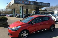 Renault Clio IV 1,5 dCi 90 Expression Optimized