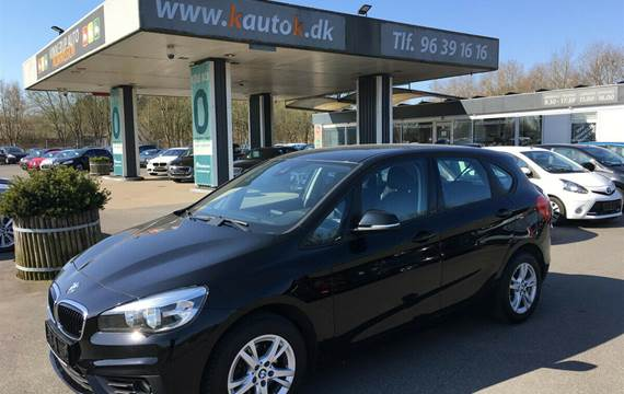 BMW 218d 2,0 Active Tourer