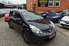 Nissan Note 1,5 dCi 90 Visia
