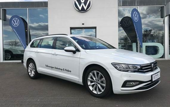 VW Passat 1,6 TDi 120 Business+ Variant DSG