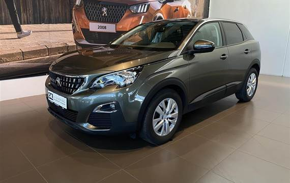 Peugeot 3008 1,2 e-THP Active  5d 6g