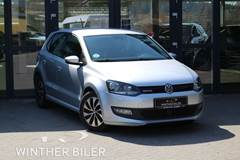 VW Polo 1,4 TDi 75 BlueMotion Van