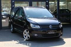VW Touran 2,0 TDi 177 Highline DSG 7prs