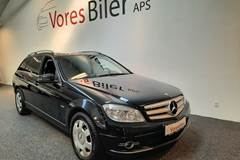 Mercedes C220 2,2 CDi Avantgarde stc. aut. Van