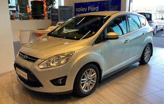 Ford C-MAX 1,0 SCTi 125 Titanium