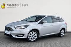 Ford Focus 1,0 EcoBoost Titanium 125HK 5d 6g