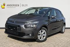 Citroën C4 Picasso 1,6 Blue HDi Iconic EAT6 start/stop 120HK 6g Aut.