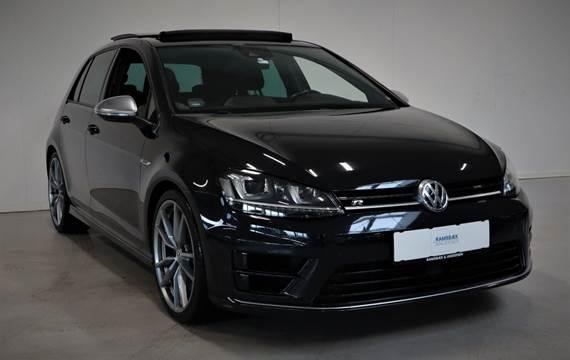VW Golf VII 2,0 R DSG 4Motion BMT