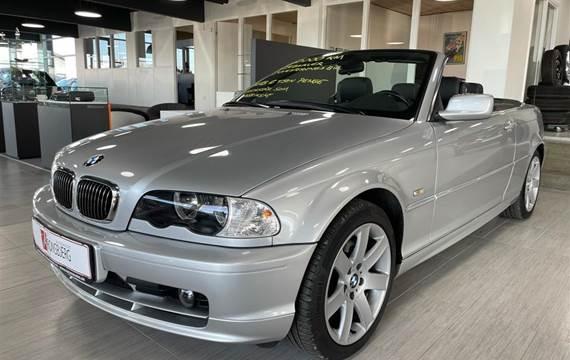 BMW 320Ci 2,2  Cabr.