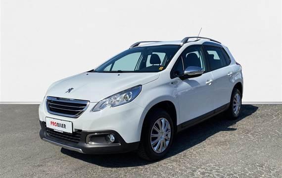 Peugeot 2008 1,2 e-Vti Style ESG  Aut.