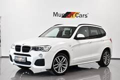 BMW X3 2,0 xDrive20d M-Sport aut. Van