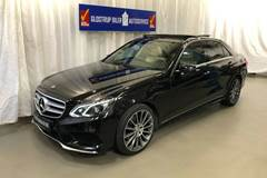 Mercedes E220 2,2 BlueTEC AMG Line aut.
