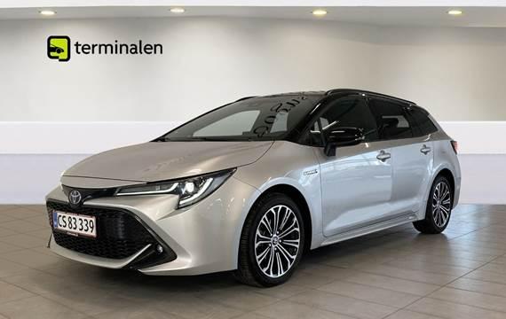 Toyota Corolla 1,8 Hybrid H3 Premium Touring Sports MDS
