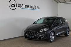 Ford Fiesta 1,0 EcoBoost mHEV Vignale