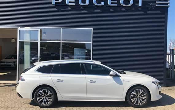 Peugeot 508 1,6 SW  PureTech  Plugin-hybrid Allure Pack EAT8 start/stop  Stc 8g Aut.