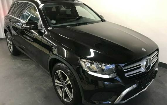 Mercedes GLC250 d 2,2 Exclusive aut. 4Matic