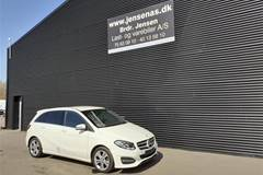 Mercedes B180 d 1,5 CDI Business 7G-DCT  Van 7g Aut.