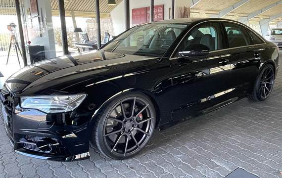 Audi S6 4,0 TFSI Quat S Tron  7g Aut.