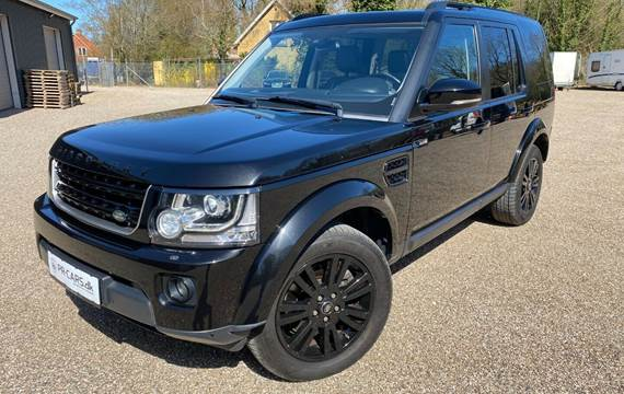 Land Rover Discovery 4 3,0 SDV6 SE aut.