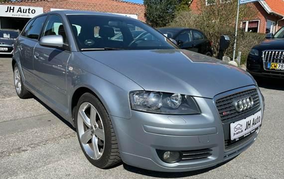 Audi A3 2,0 TDi 140 Ambiente Sportback