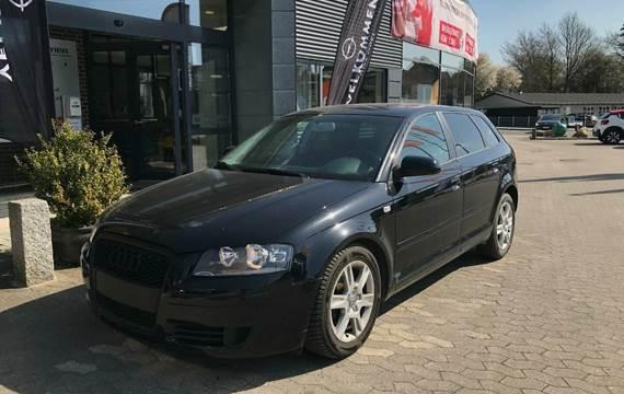 Audi A3 1,4 TFSi Attraction Sportback