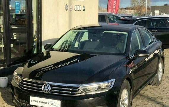 VW Passat 1,6 TDi 120 Comfortline