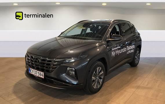 Hyundai Tucson 1,6 T-GDi mHEV Advanced DCT