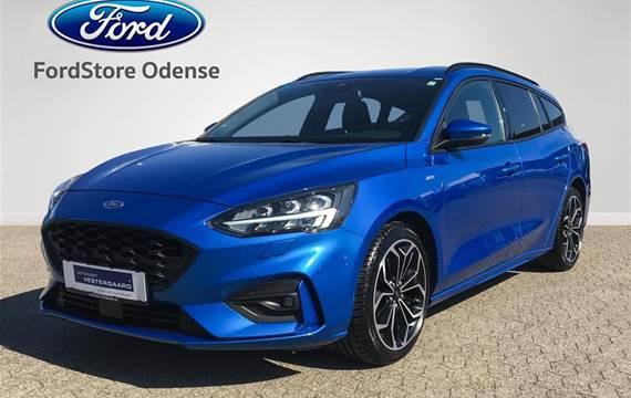 Ford Focus 1,0 EcoBoost ST-Line  Stc 6g