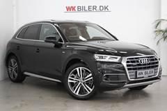 Audi Q5 2,0 TFSi 252 S-line quattro S-tr. Van
