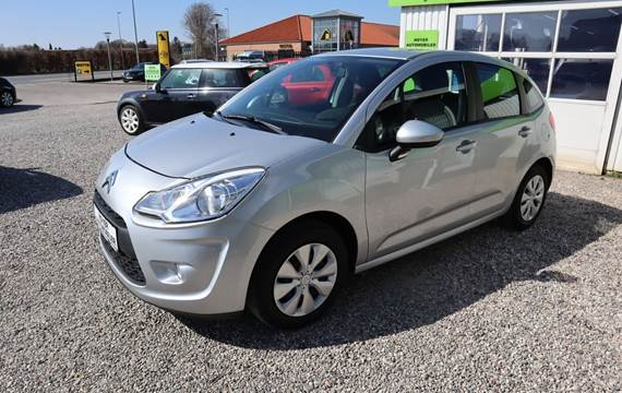 Citroën C3 1,4 VTi Attraction