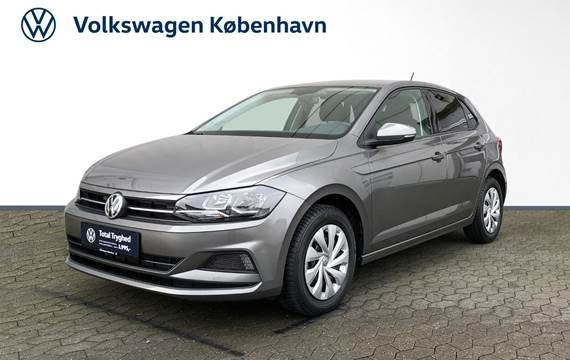 VW Polo 1,0 TSi 95 Comfortline Connect DSG