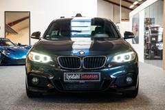 BMW 220d 2,0 Coupé M-Sport