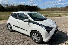 Toyota Aygo 1,0 VVT-i x-press