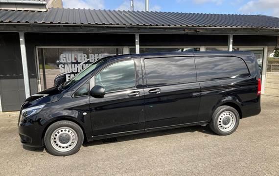 Mercedes Vito 119 2,2 CDi Kassevign aut. XL