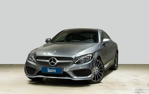 Mercedes C300 2,0 Coupé aut.