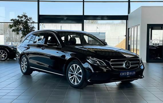 Mercedes E200 2,0 Avantgarde stc. aut.