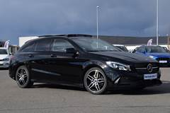 Mercedes CLA220 d 2,2 AMG Line Shooting Brake aut.