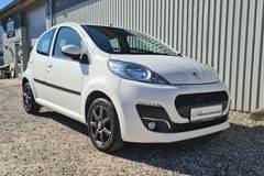 Peugeot 107 1,0 Active White