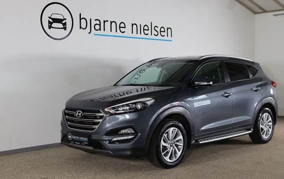 Hyundai Tucson 1,7 CRDi 115 Trend
