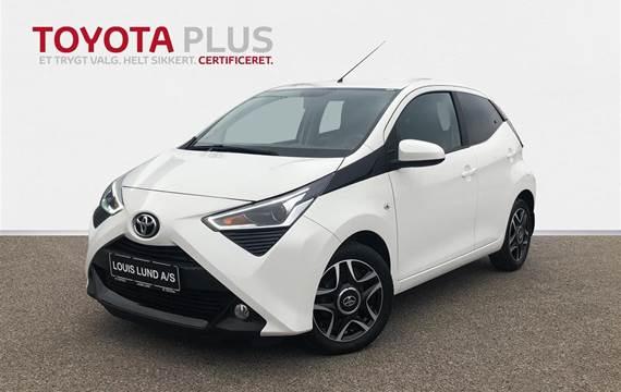 Toyota Aygo 1,0 VVT-I X-pression  5d