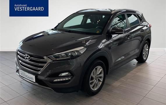 Hyundai Tucson 2,0 CRDi Trend  5d 6g