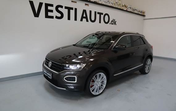 VW T-Roc 2,0 TSi 190 Sport DSG 4Motion
