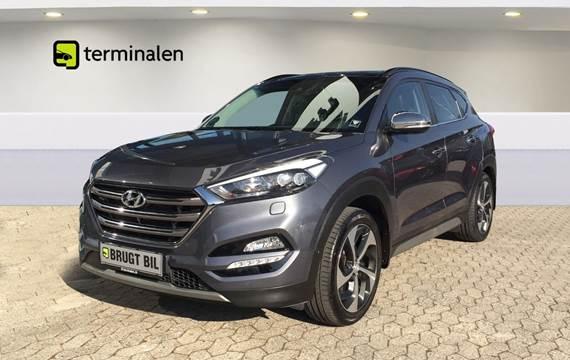Hyundai Tucson 1,6 T-GDi Premium