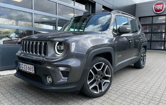 Jeep Renegade 1,0 T 120 Limited First Edition