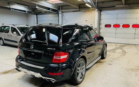 Mercedes ML63 6,3 AMG aut. 4Matic